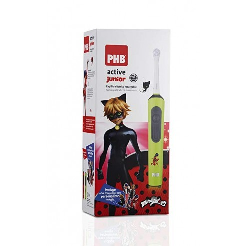 PHB Cepillo Electrico Active Junior Verde