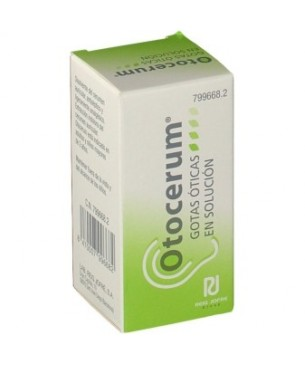 Otocerum Gotas Óticas Solución 10ml