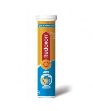 Redoxon Comprimidos Efervescentes Naranja