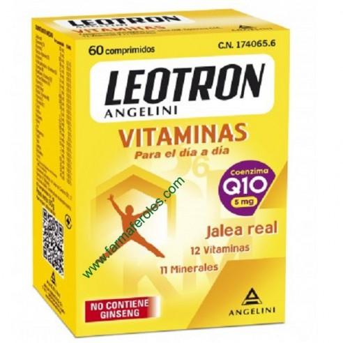 Leotron Vitaminas 90 comprimidos
