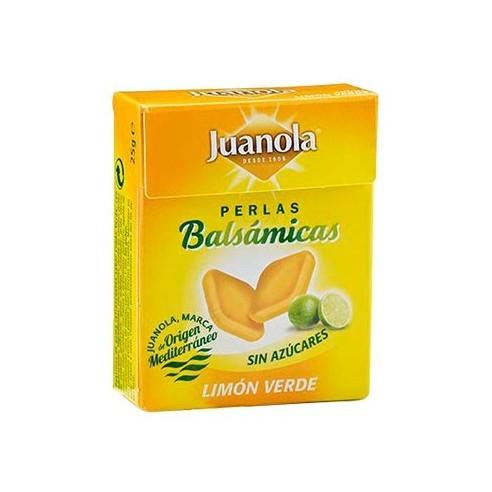 Juanola Perlas Limon Verdes