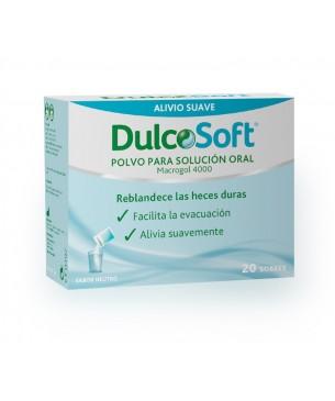 Dulcosoft Solución Oral 20 sobres