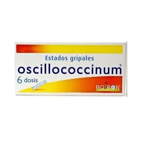 Boiron Oscillococcinum 6 unidosis