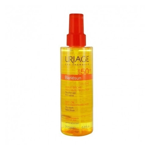 Uriage Bariesun Aceite Seco Spray SPF 50+ 200ml