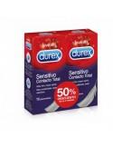 Durex Sensitivo Contacto Total Pack 2