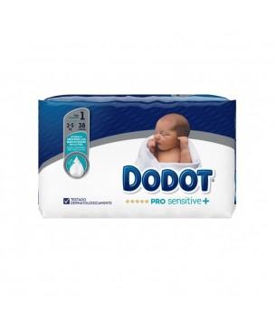 Dodot Pro Sensi T/1 2-5 KG Pañales