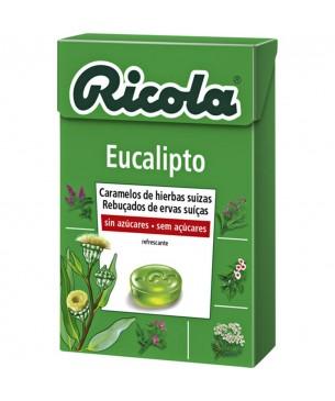 Ricola Caramelos Eucalipto 50 G